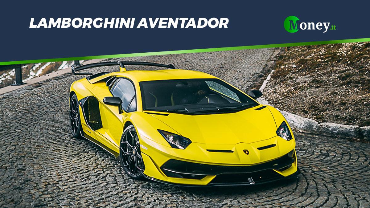 Lamborghini Aventador: la storia della supersportiva italiana
