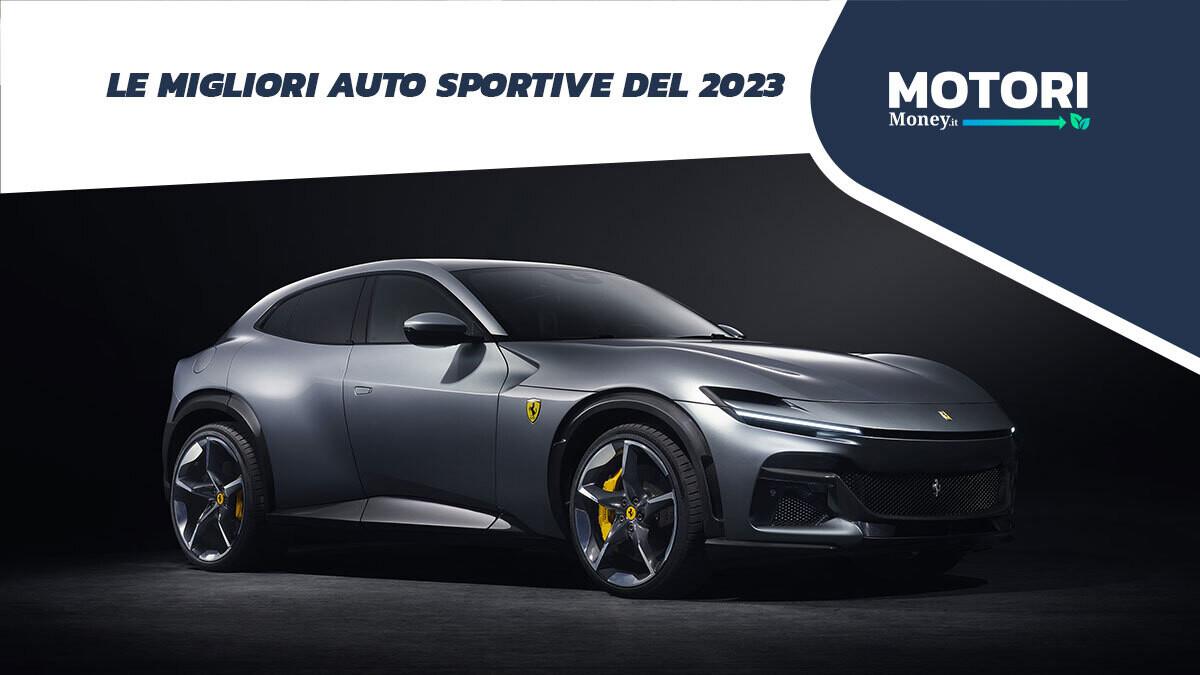 Le migliori auto sportive del 2021