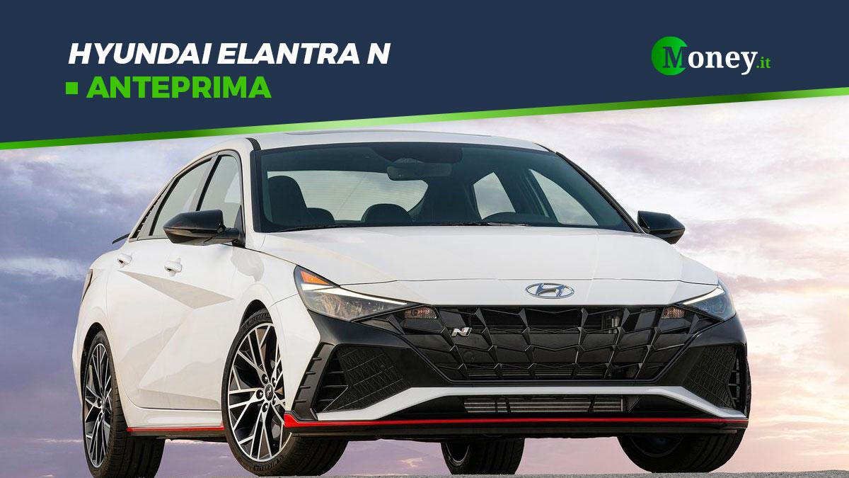 Hyundai Elantra N: motore, prestazioni, foto