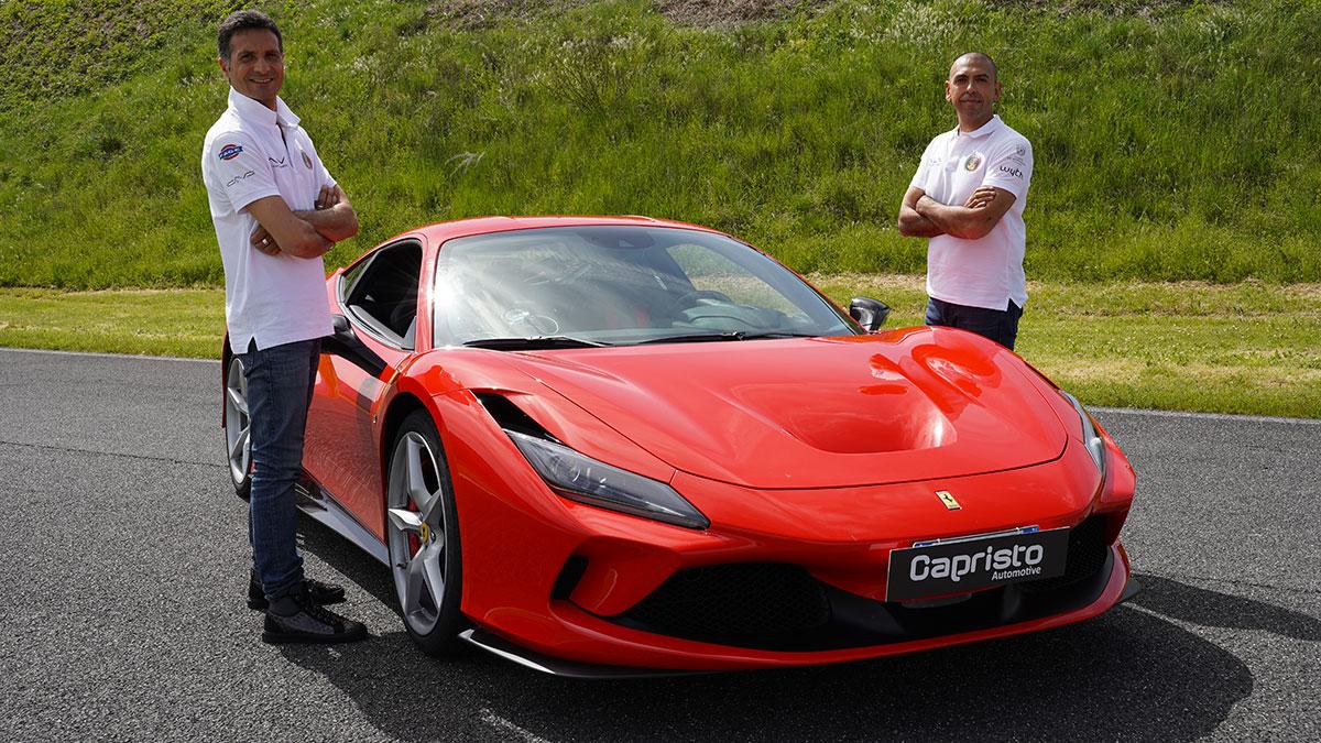 Ferrari Guinness World Record 2021: la nuova sfida di Fabio Barone