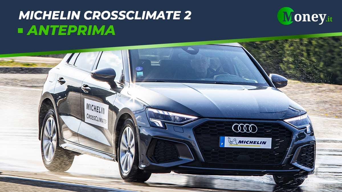 Michelin CrossClimate 2: la nuova generazione del pneumatico all-season