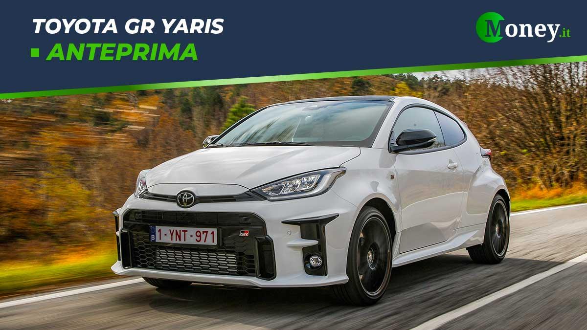 Toyota GR Yaris: prestazioni, prezzo, foto