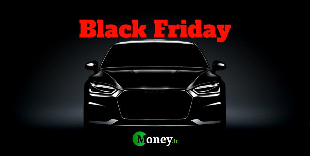 Black Friday 2020 auto: le offerte migliori