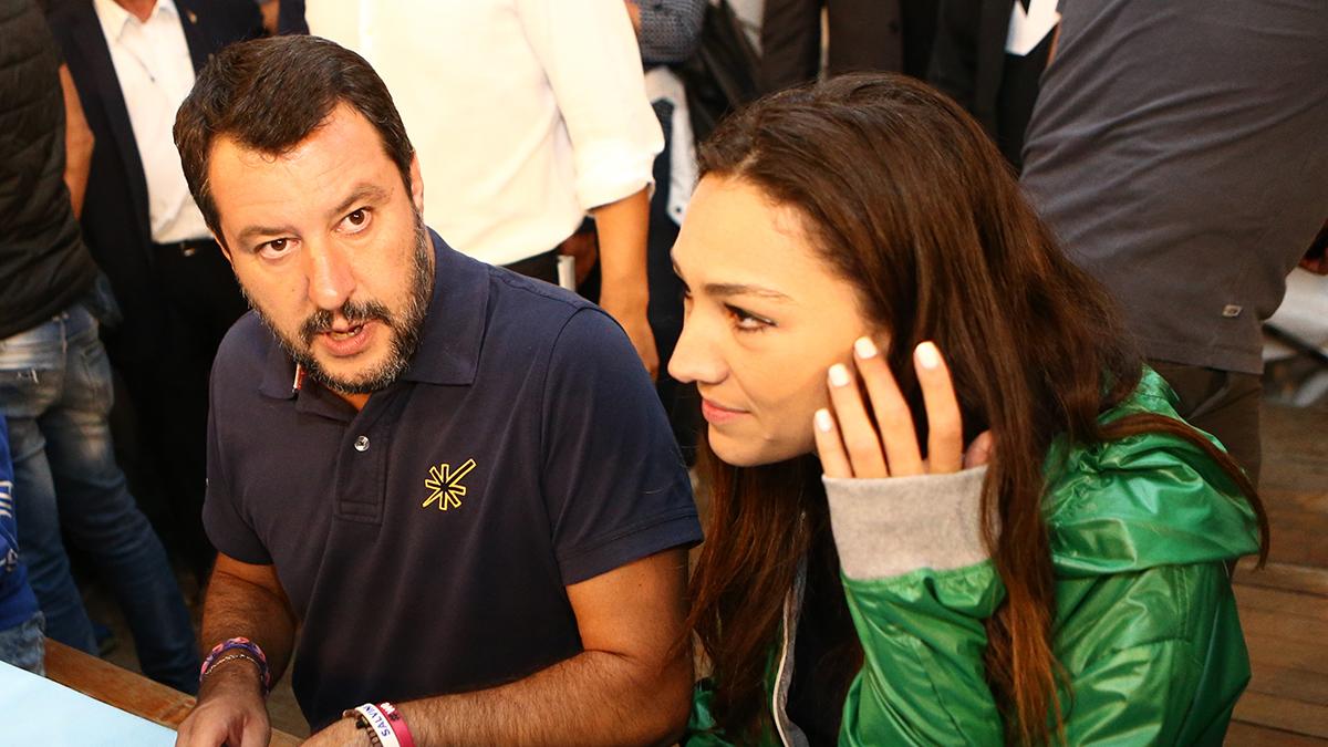 Chi è Francesca Verdini, la nuova fidanzata di Matteo Salvini? Foto e biografia