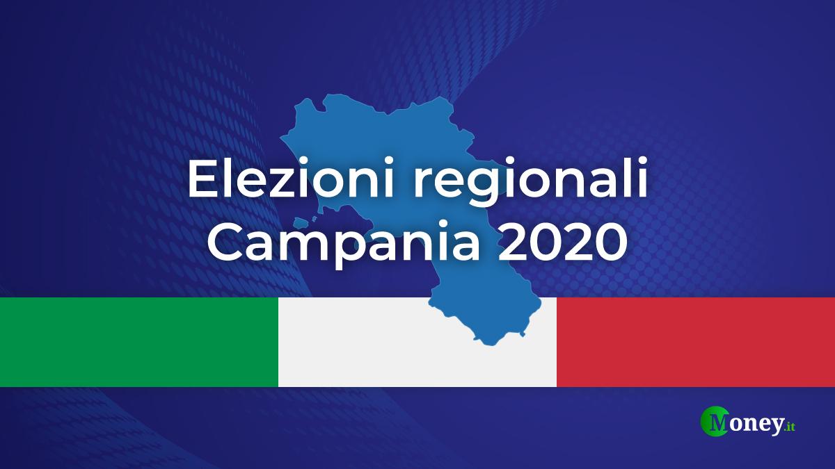 Elezioni regionali Campania 2020: data, candidati e sondaggi