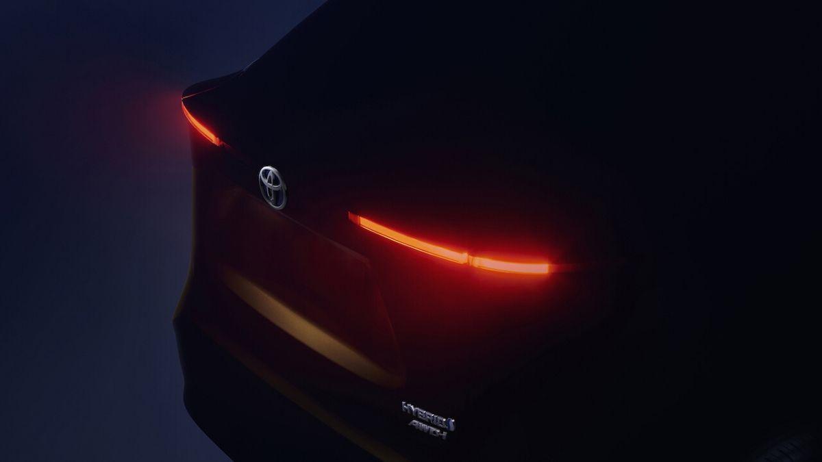Toyota B-SUV: il 23 aprile debutta online