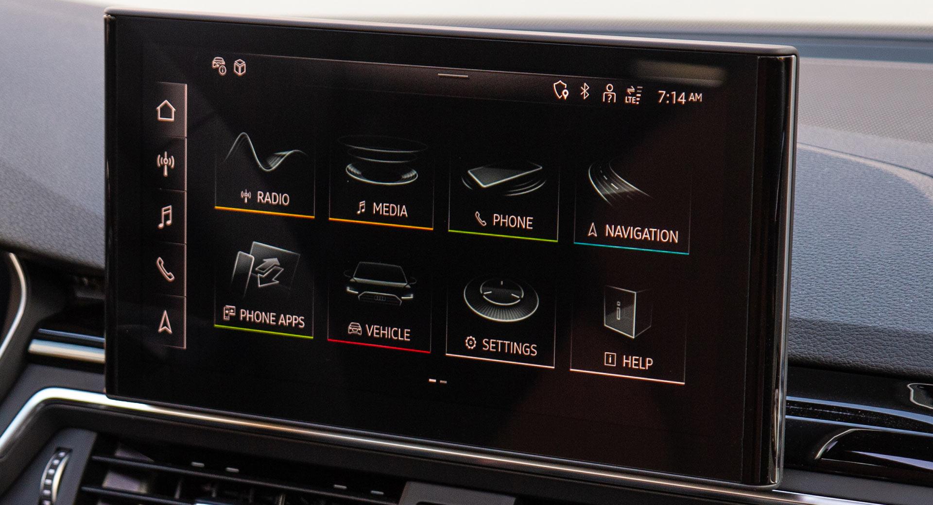 Audi: in arrivo il nuovo sistema di infotainment