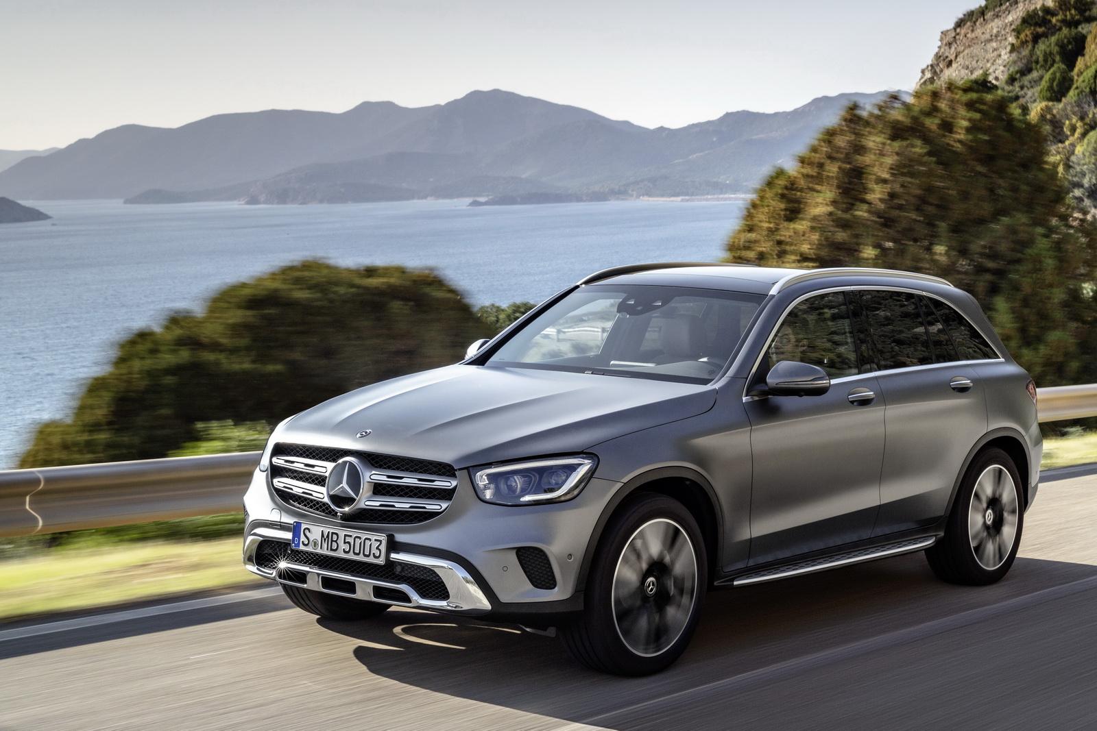 Nuova Mercedes GLC: ecco quale potrebbe essere il suo aspetto