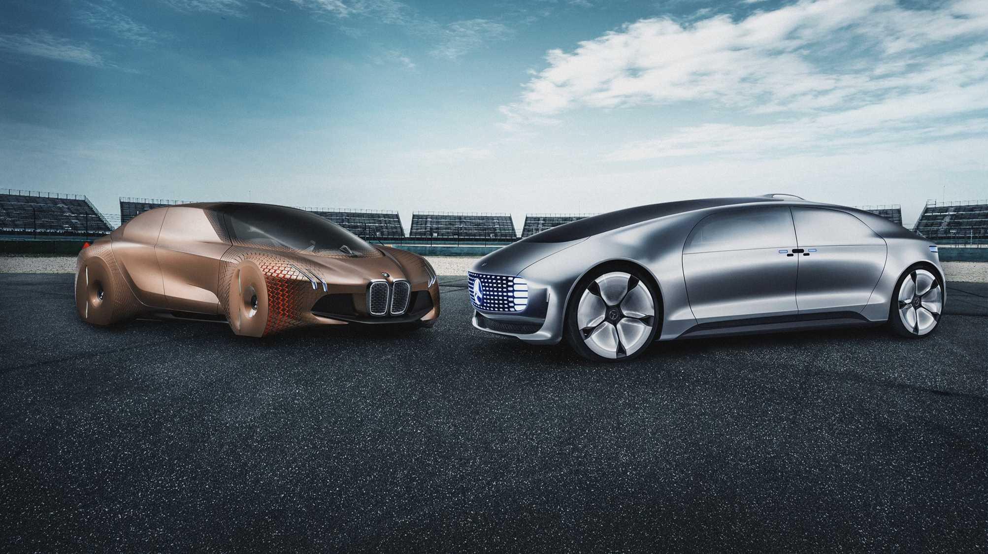 BMW e Mercedes: stop alla collaborazione