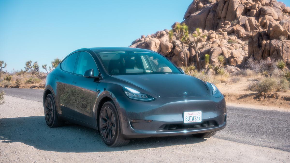 Tesla Model Y con 7 posti in arrivo