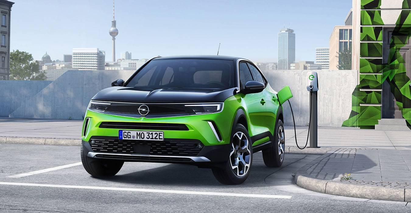 Opel rivela la Mokka-e