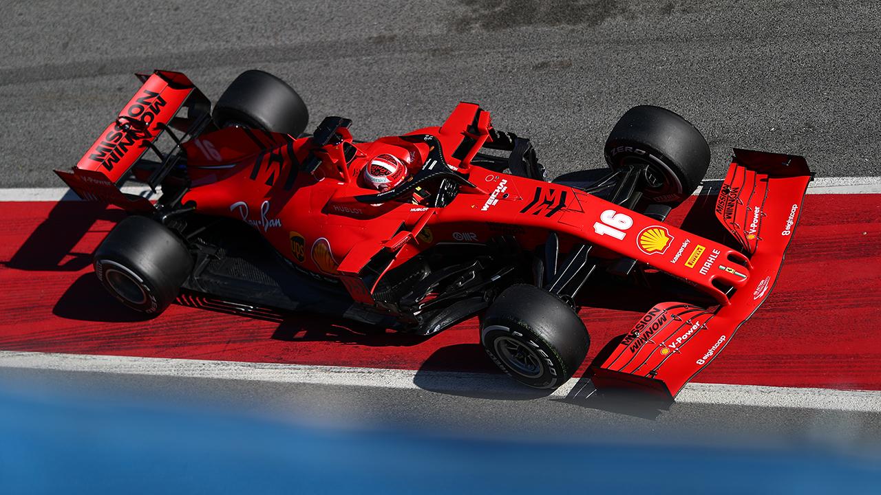 Formula 1: disastro Ferrari in Austria