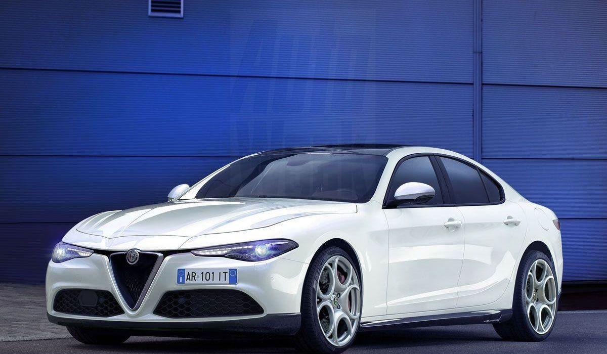 Nuova Alfa Romeo Alfetta su piattaforma EMP2?