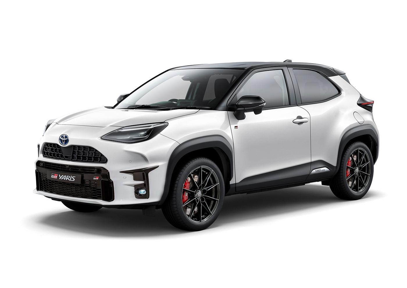 Toyota Yaris Cross: ecco come potrebbe essere nella versione GR