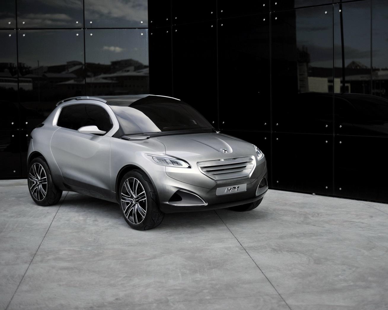 Nuovo Peugeot Mini SUV: ecco come potrebbe essere