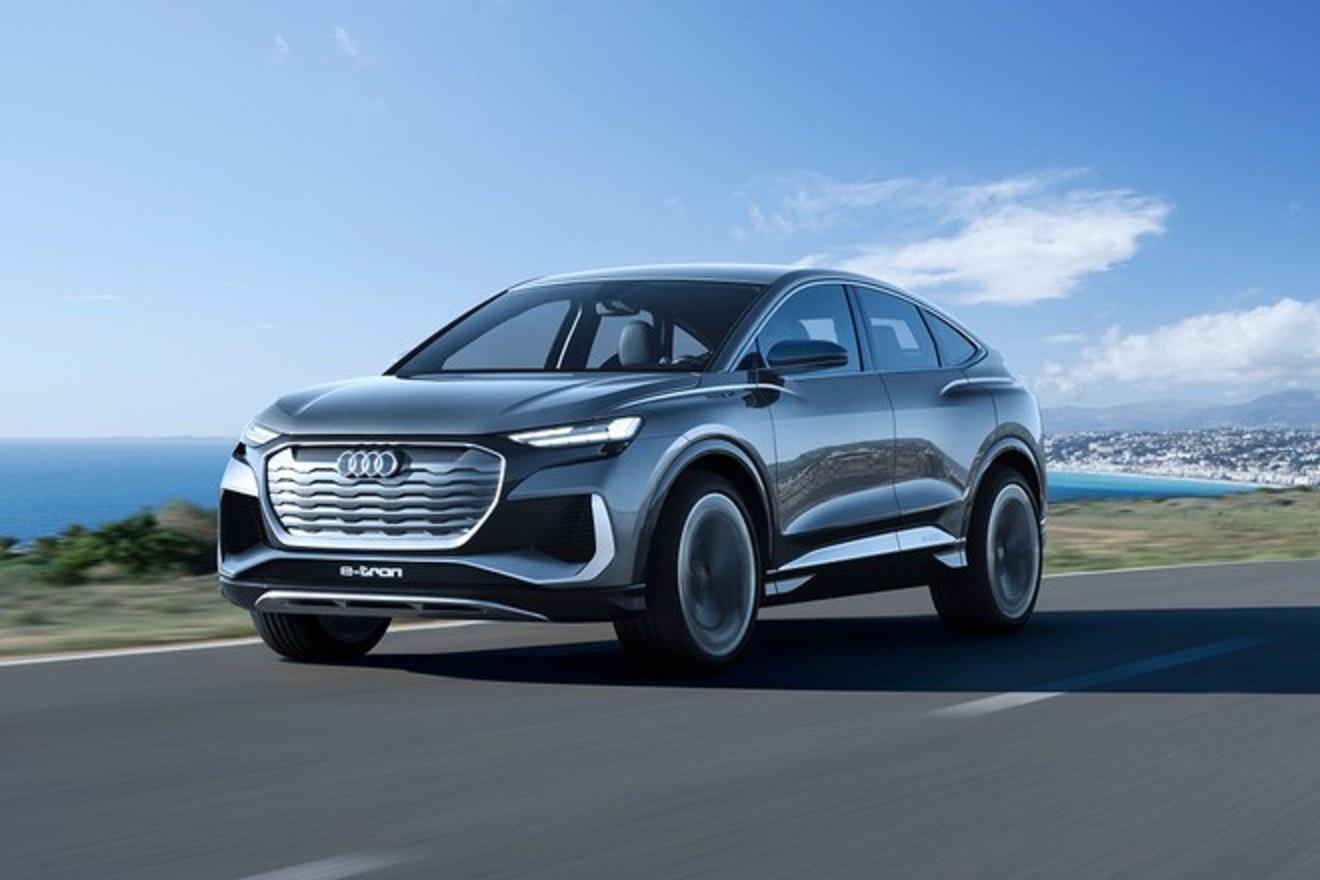 Audi Q4 Sportback e-tron: data di arrivo, prezzo e novità