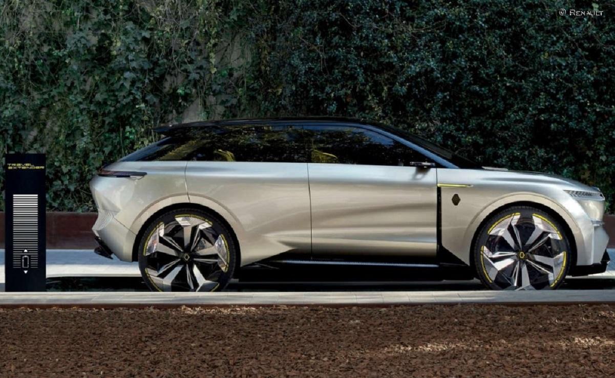 Renault: due SUV elettrici in arrivo per cambiare la sua storia