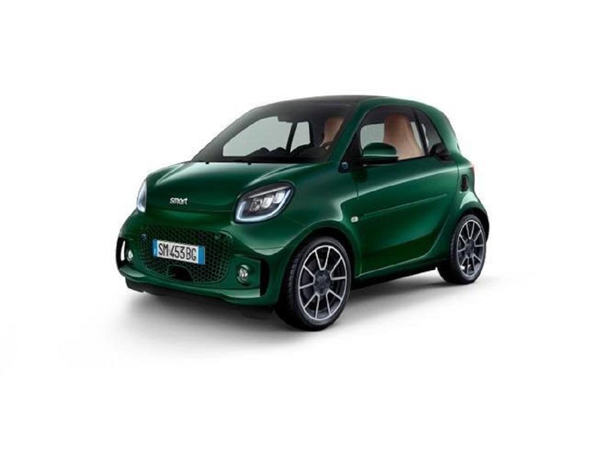 Smart EQ Fortwo debutta con due edizioni speciali in Italia