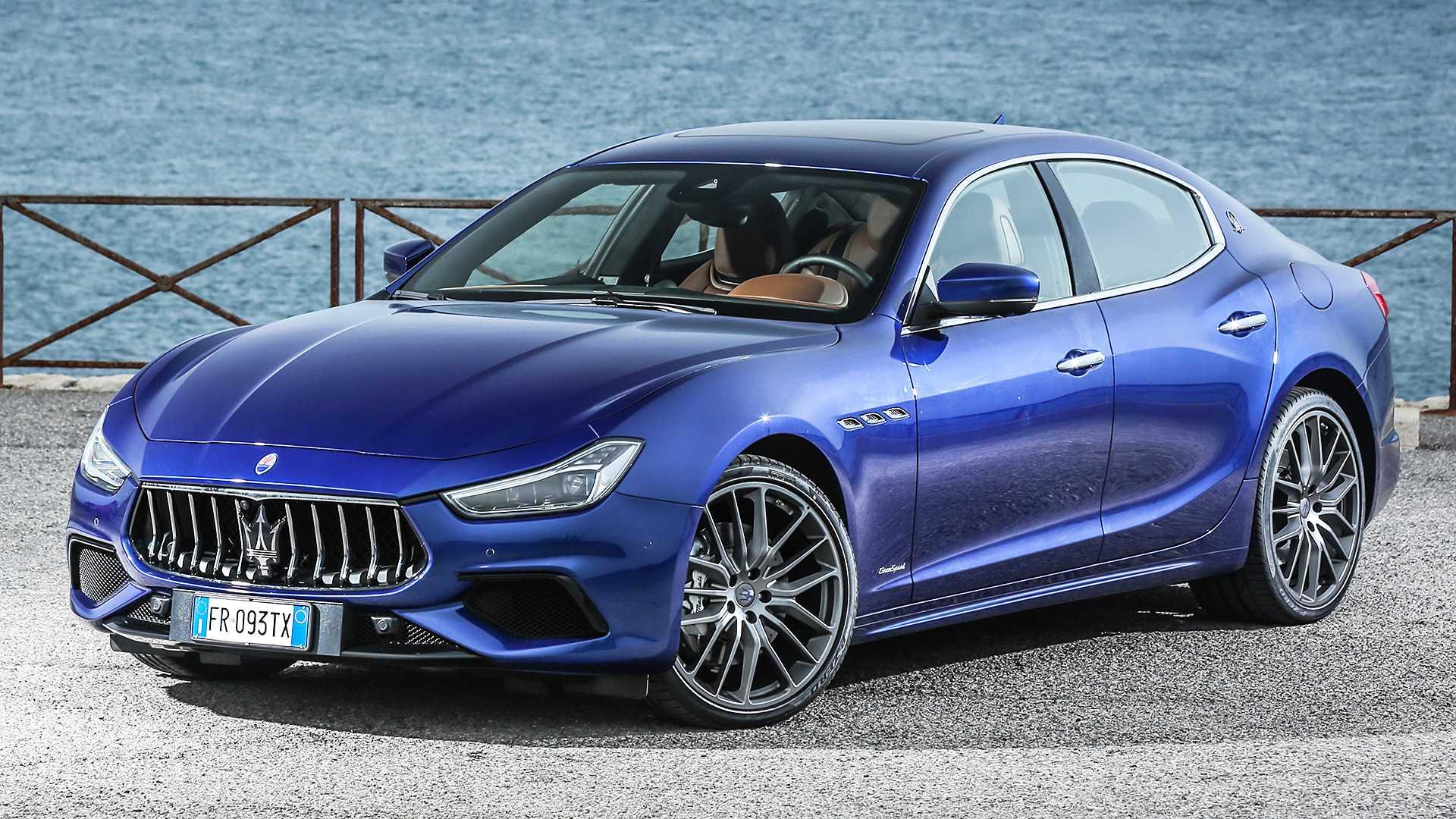Maserati Ghibli dice addio?