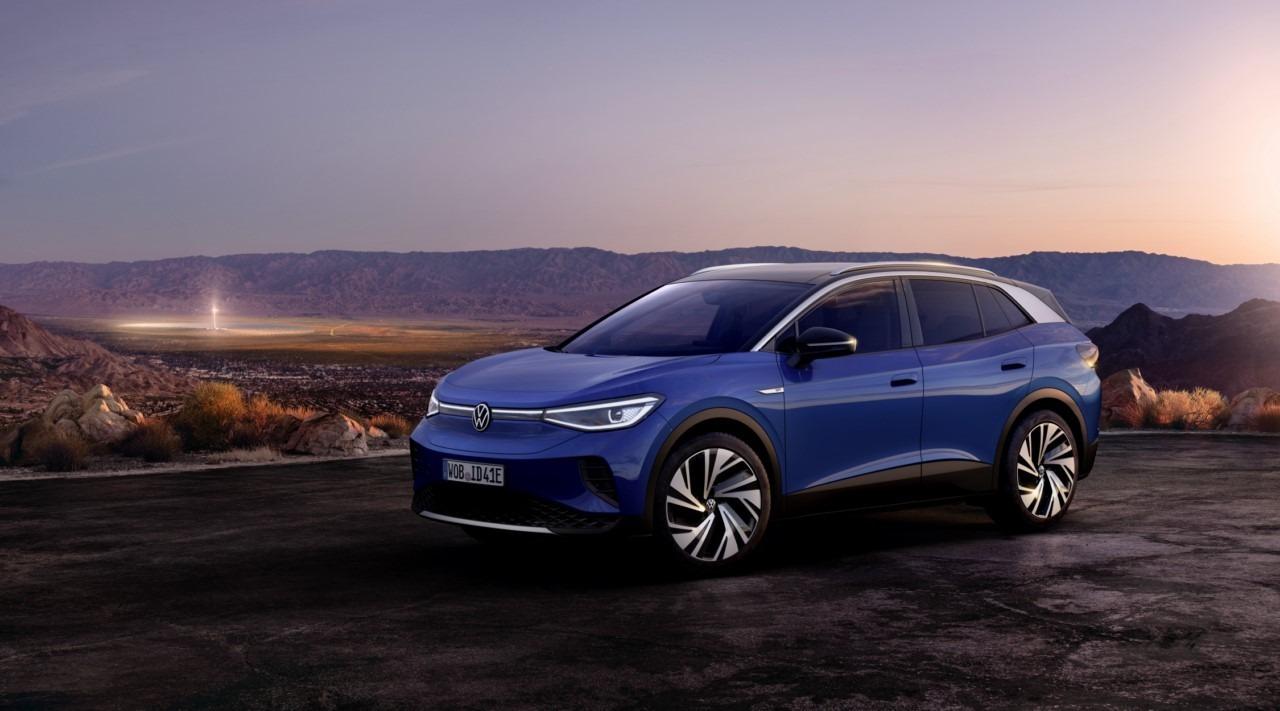 Volkswagen ID.4 esaurito in 8 ore