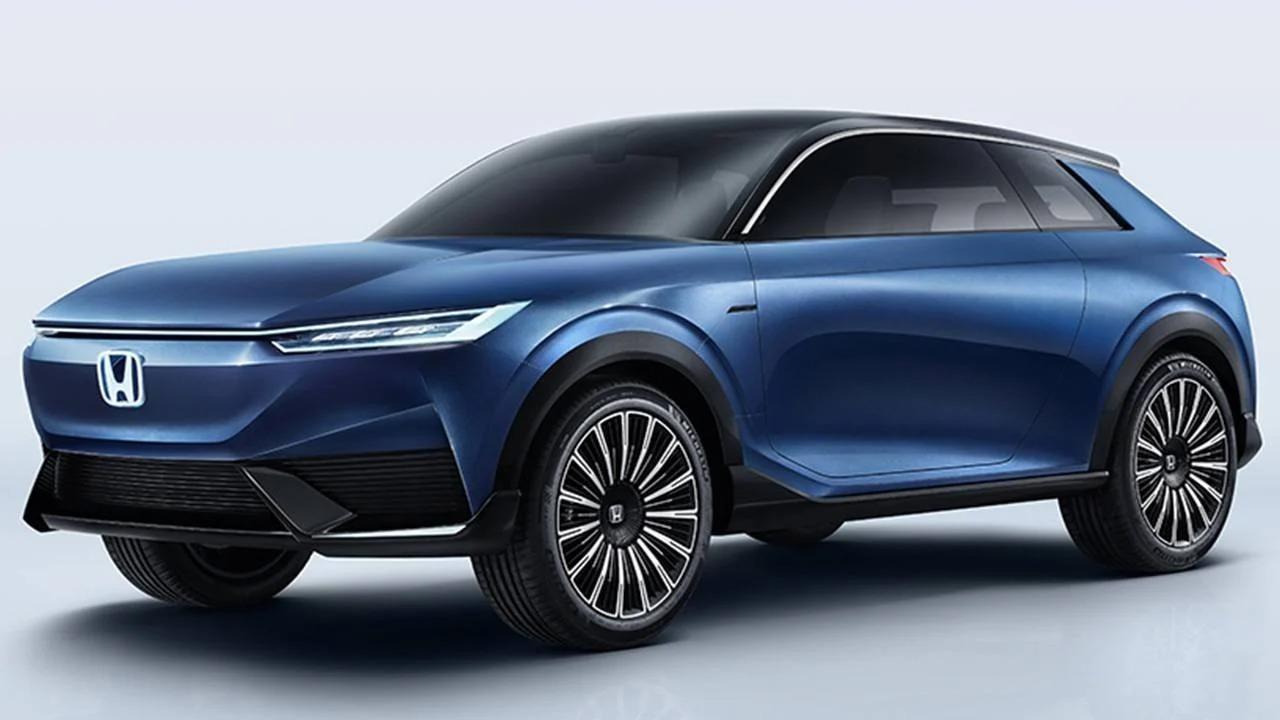Honda SUV e: ecco il futuro SUV elettrico