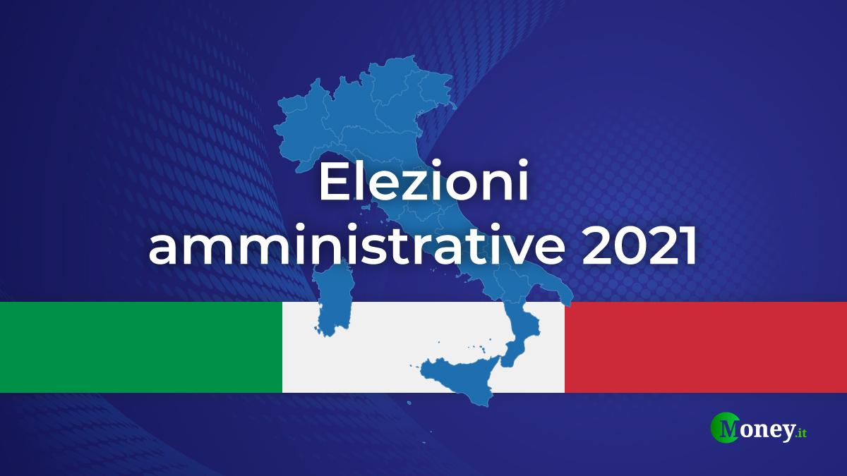 Elezioni amministrative 2021, dove si vota? Data e comuni chiamati