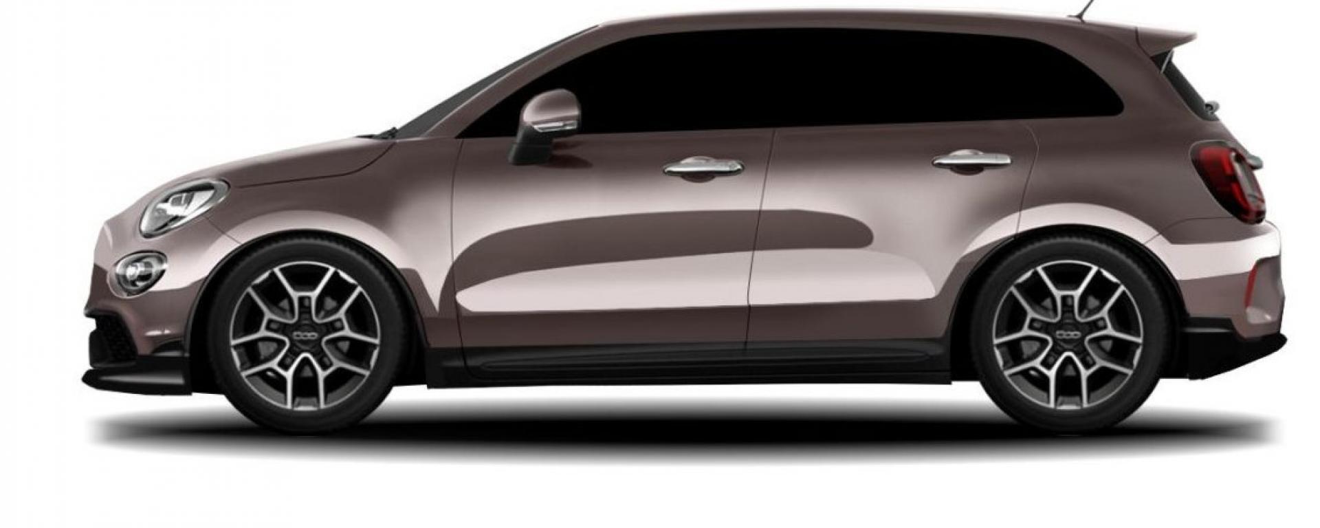 Fiat: in arrivo una berlina da 4,2 metri?
