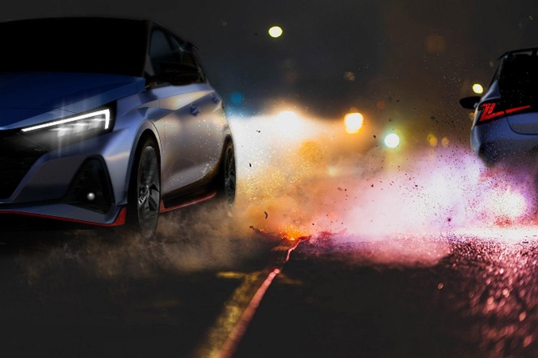 Nuova Hyundai i20 N: due nuovi teaser ne anticipano l'arrivo