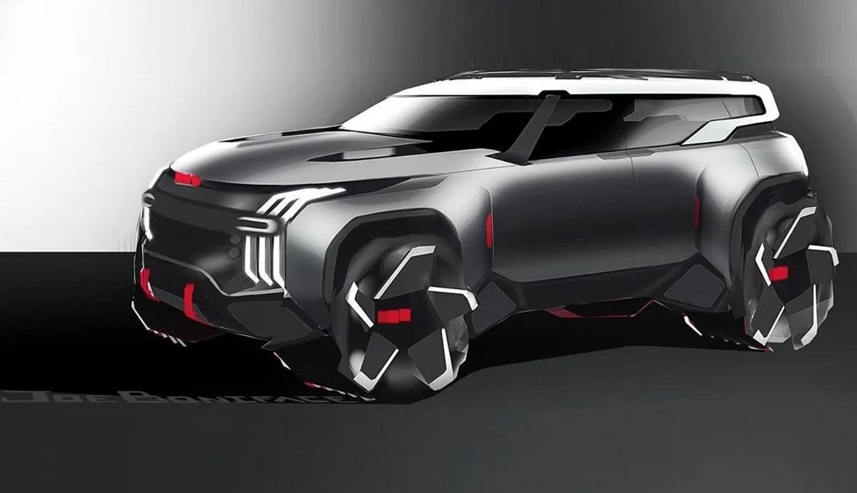 General Motors svela misterioso crossover compatto