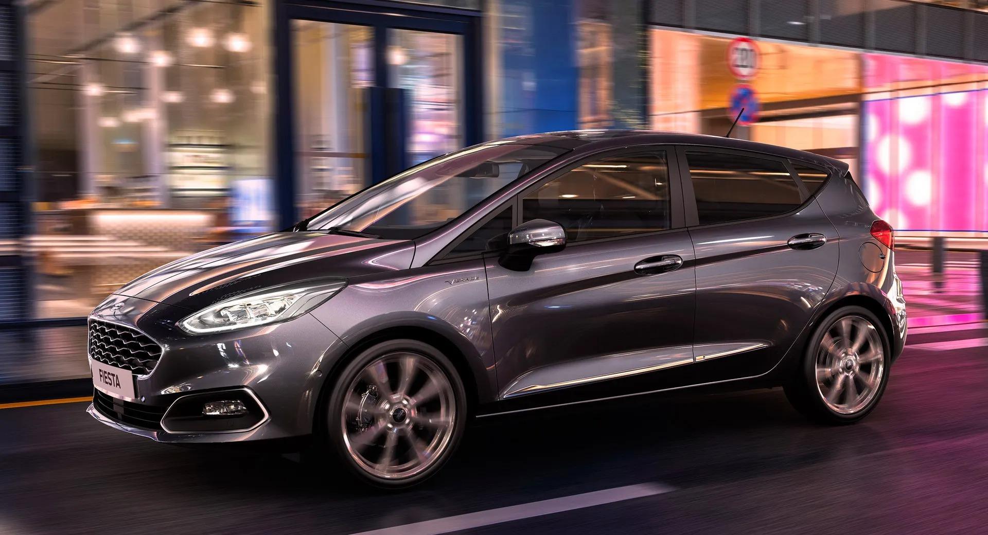 Ford Fiesta non sarà più diesel