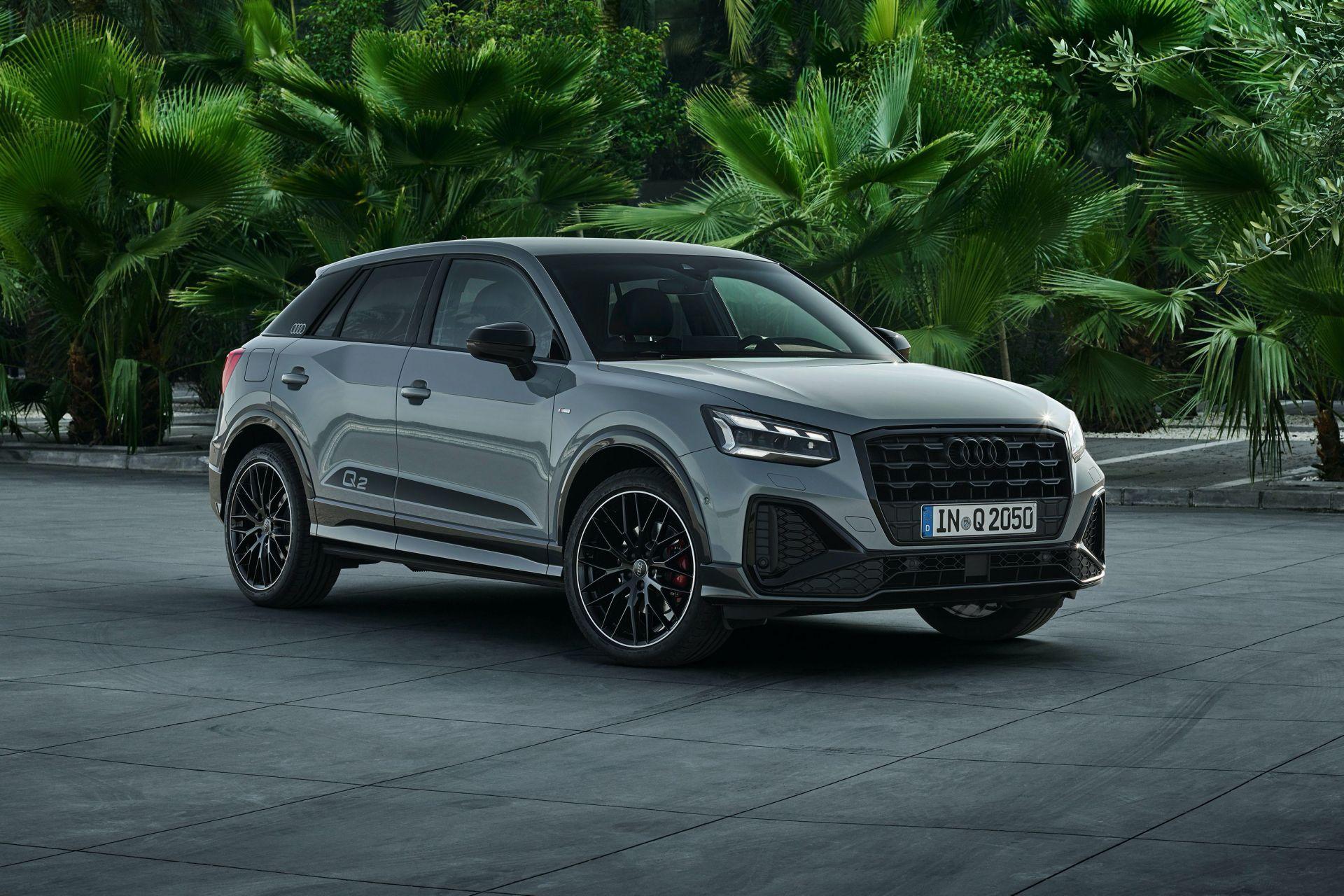 Audi Q2 amplia la sua gamma e si rinnova