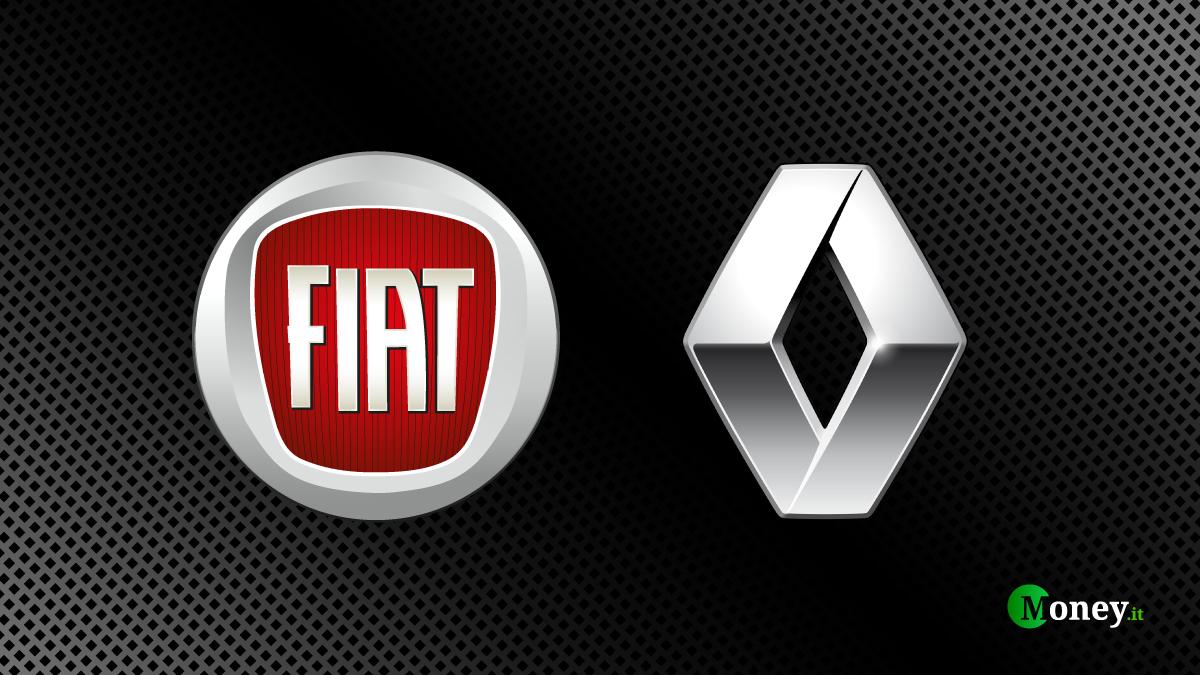 Renault e Fiat: fine della collaborazione