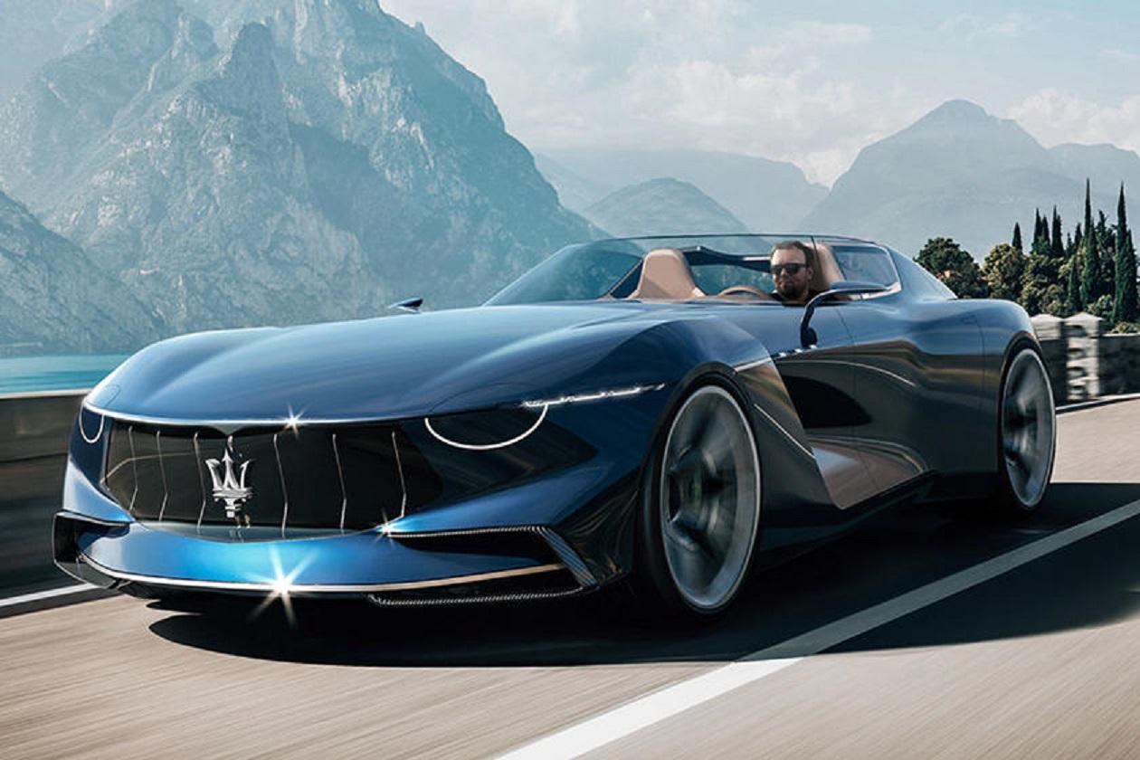 Maserati GranTurismo Targa: sarà questo il suo aspetto nel 2025?