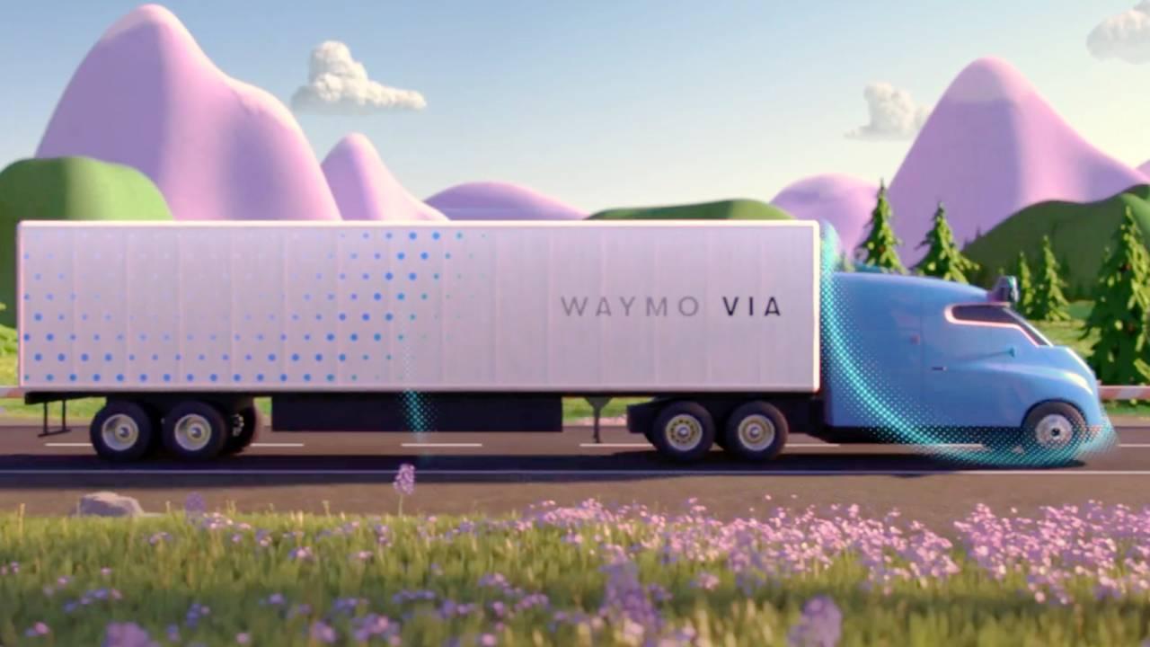 Mercedes e Waymo insieme per camion a guida autonoma