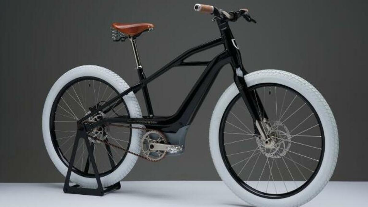Harley-Davidson: in arrivo una bici elettrica