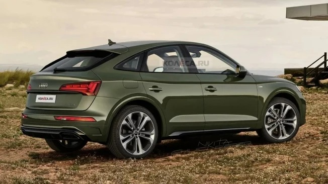 Nuova Audi Q5 Sportback: ecco quale potrebbe essere il suo ...