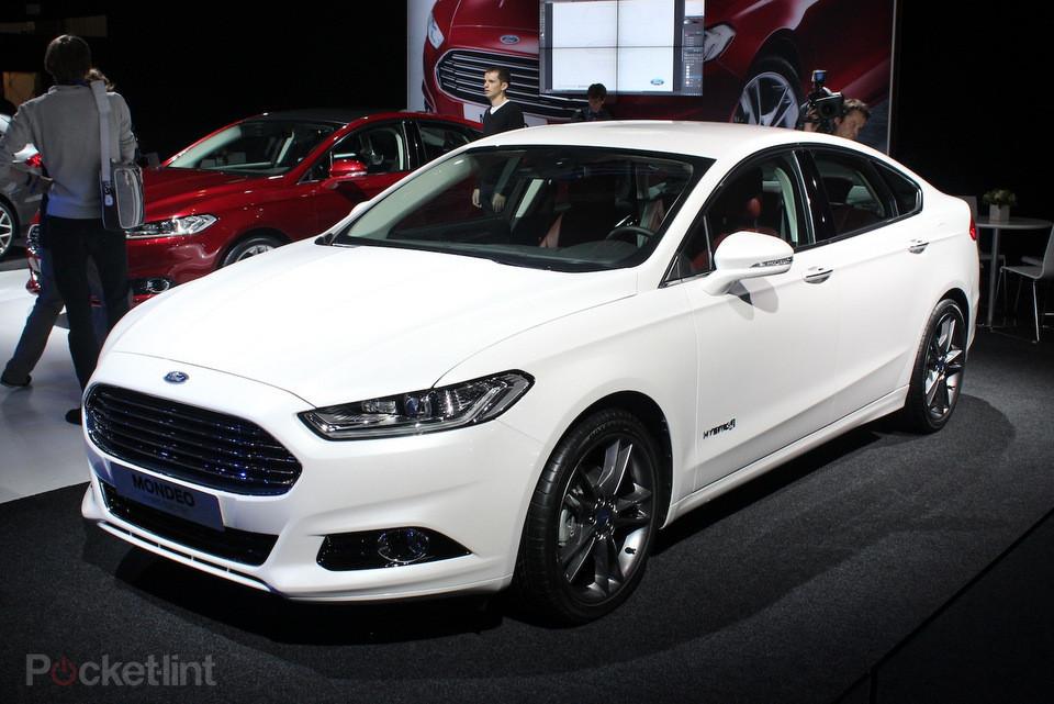 Ford Mondeo 2013: prime impressioni