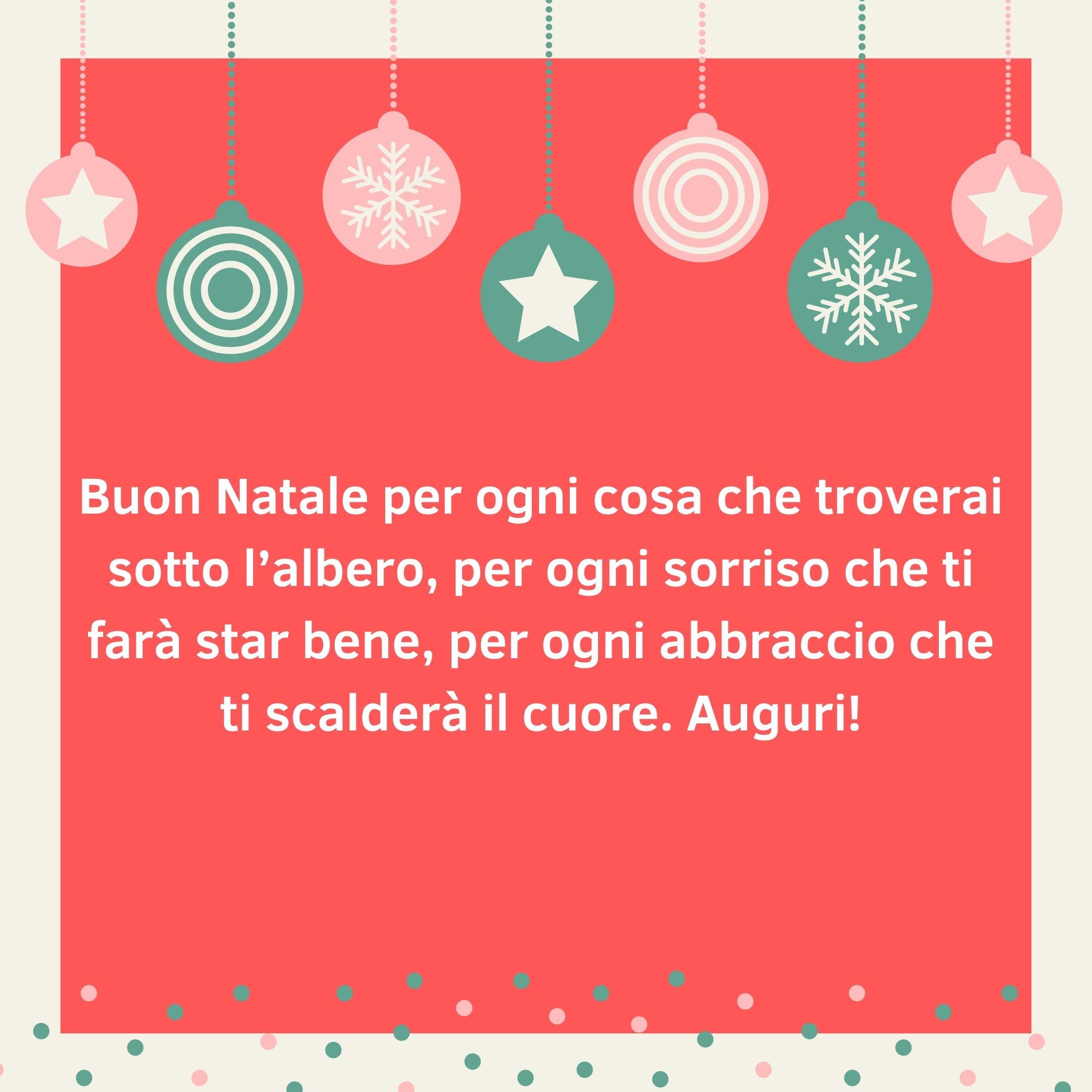 Frasi Carine Per Natale.Auguri Natale Frasi E Immagini Per Augurare Buone Feste 2020 Ad Amici E Parenti