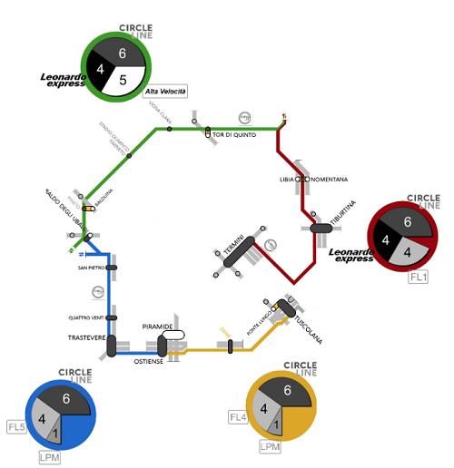 Cartina Della Fascia Verde A Roma.Roma Blocco Diesel Euro 3 Giorni Orari E Chi Puo Circolare