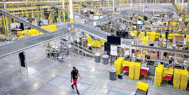 Amazon presenta i robot (italiani) che sostituiranno gli umani nei magazzini