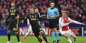 Juventus-Ajax, dove vederla? Diretta streaming e TV del match di Champions