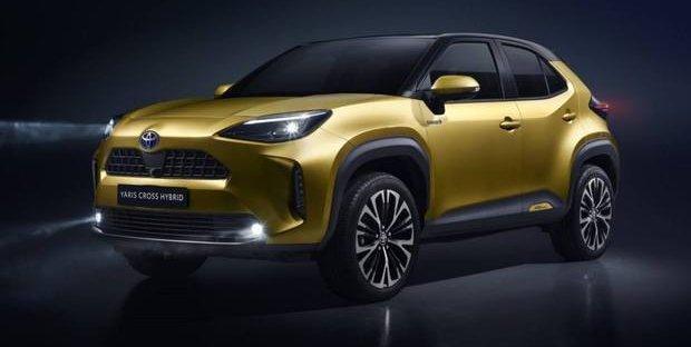 Toyota presenta la nuova Yaris Cross Hybrid
