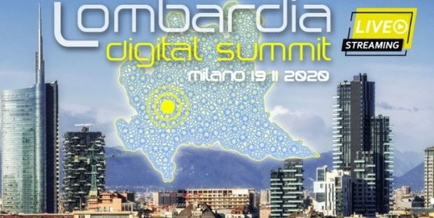 Lombardia Digital Summit: il digitale come strumento per la ripartenza dell'Italia