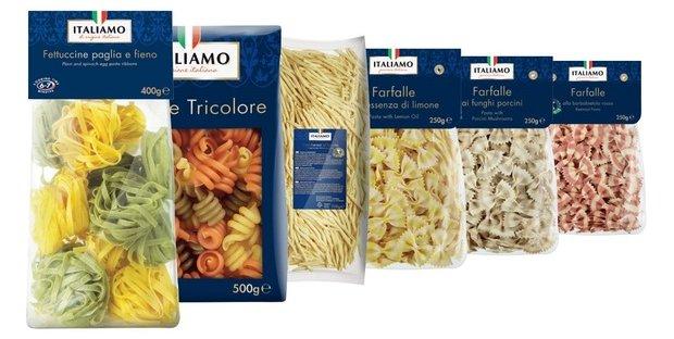 La multa a LIDL per la pasta Italiamo e Combino
