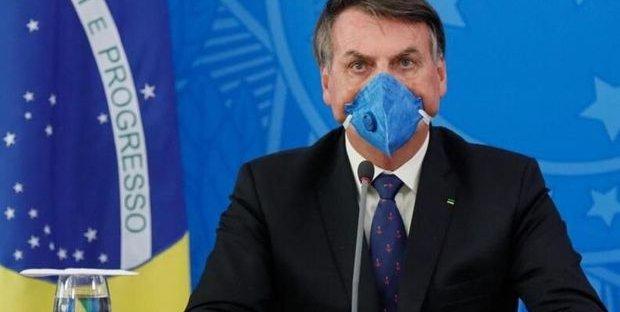 Bolsonaro nasconde i dati complessivi dei contagi e dei morti
