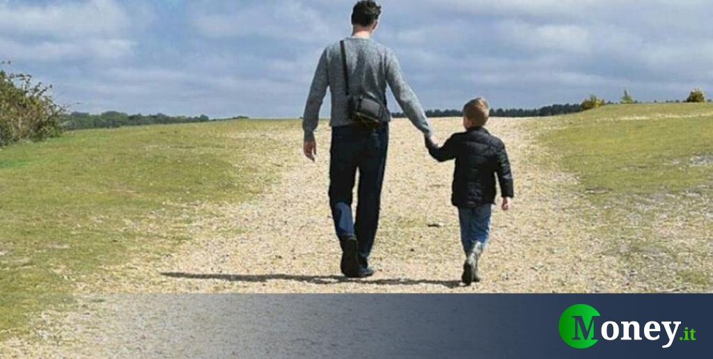 Passeggiata genitore-figlio: si può si o no?