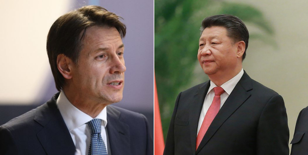 Il presidente Xi Jinping è a Roma, Capitale blindata