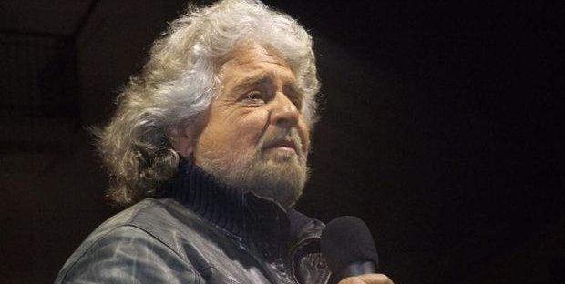 """Quando Grillo diceva all'UE: """"Non date soldi all'Italia"""