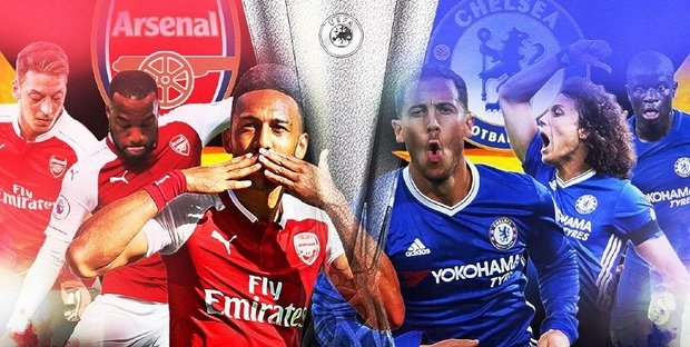 Finale Europa League Chelsea-Arsenal in diretta streaming