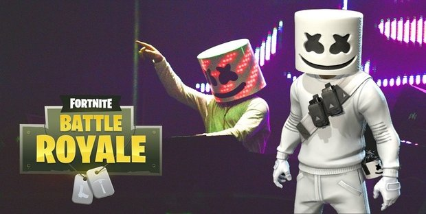 Fortnite, evento Marshmello: cos'è, ora e data del concerto virtuale
